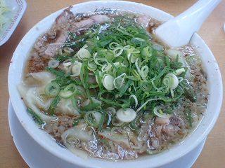 来来亭 ワンタン麺@長居公園店