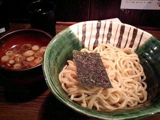 つぼや つけ麺@天神橋筋6丁目