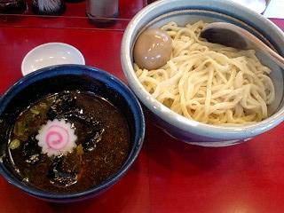 総大醤 醤油つけ麺@天神橋筋6丁目
