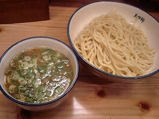 麺や天四郎 つけ麺@JR天満
