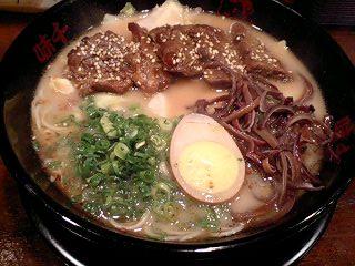 味千拉麺 パイクー麺@西田辺