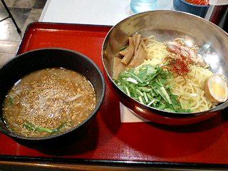 東京中華食堂 東京つけ麺@東京駅