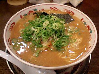紀州和歌山らーめんあじゅち屋 中華麺(源味)大盛り@阿倍野店