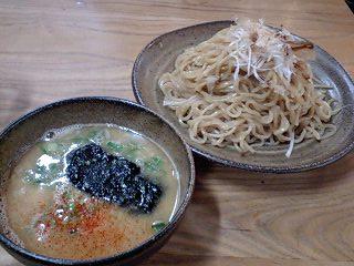 まんねん シンプルつけ麺@梅田本店