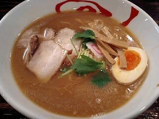 麺屋 味研 特製鶏煮込みラーメン@大阪駅前第四ビル