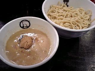 つけ麺 紋次郎 つけめん(並)@梅田第2ビル店
