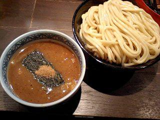 三田製麺所 つけ麺(大)@なんば店