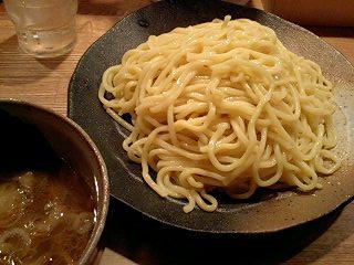 つけ麺屋やすべえ つけ麺(大盛440g)@道頓堀店