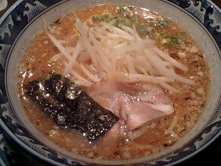 麺屋黒船 味噌麺@東住吉区