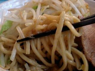 縄麺 男山 男山ラーメン 麺