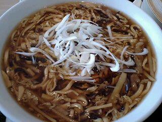 鼎泰豐 酸辣湯麺(サンラータン麺)@難波高島屋