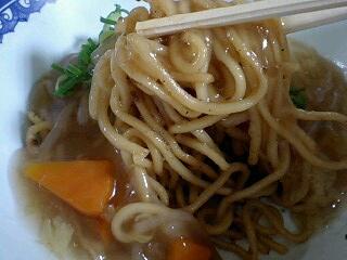 阪神チャーメン チャーメン 麺