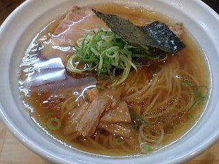 大阪麺哲 醤油@東梅田