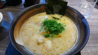 三豊麺 とんこつ三豊麺@千日前店
