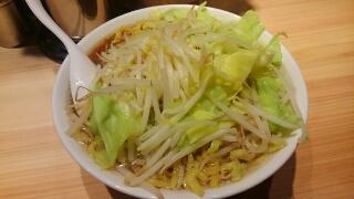 激流 野菜入大(にんにく無し)@難波