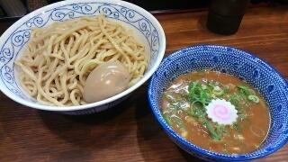 一麺生 つけ麺@地下鉄今里