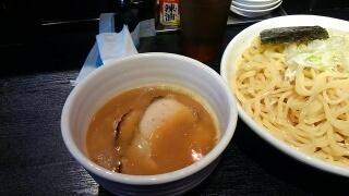 もず次郎 鶏つけ麺(大400g) つけ汁