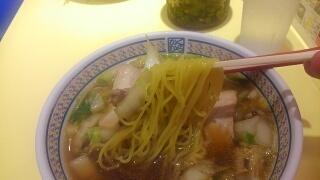 神座 おいしいラーメン 麺