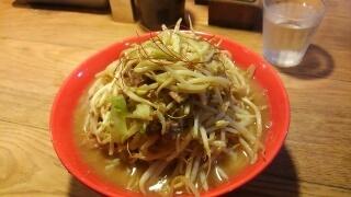 ダブルラリアット ラーメン(野菜増し)
