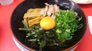ラーメン魁力屋 油そば(大盛)@西宮店