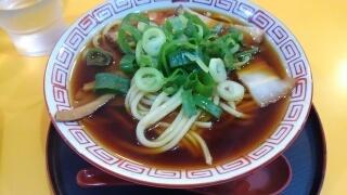 中華そば 麺屋7.5Hz 中華そば(並)@東住吉店