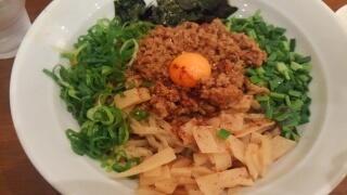 ダイキ麺 台湾まぜ麺(辛)@大阪マルビル