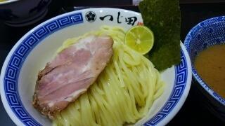 つじ田 濃厚つけ麺 麺