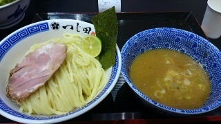 つじ田 濃厚つけ麺@ららぽーとEXPOCTIY店
