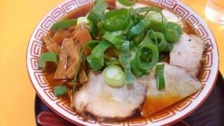 中華そば 麺屋7.5Hz 中華そば(中)@東住吉店