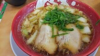 ラーメンまこと屋 鶏醤ラーメン@長居公園南店