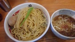 堺塩元帥 つけ麺大盛り(塩)@綾ノ町