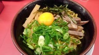 ラーメン魁力屋 油そば(大)@堺新金岡店