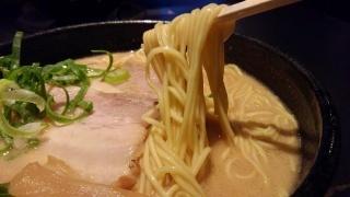 らーめん細川 元味 麺
