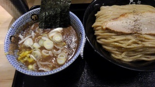 麺屋 たけ井 つけ麺(大)@阪急梅田店
