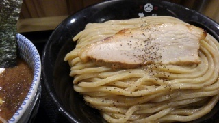 麺屋 たけ井 つけ麺(大) 麺