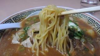 光明軒 中華そば 麺