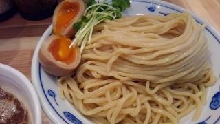サバ6製麺所 サバ濃厚鶏つけ麺 麺