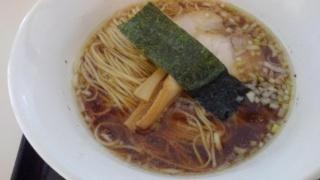 カドヤ食堂 中華そば@阪神梅田店