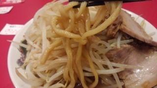 ラーメン男塾 塾長ラーメン 麺