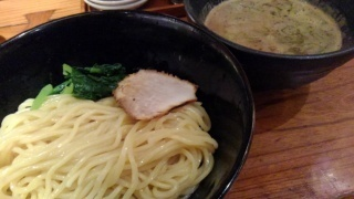 おちゃらん屋 つけ麺 麺