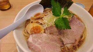 うまい麺には福きたる 煮干し醤油らーめん@西中島店