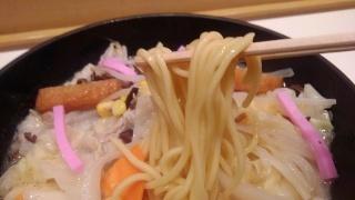 うまかラーメン ちゃんぽん(大盛) 麺