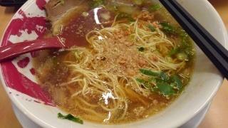 ラーメンまこと屋 鶏じゃんラーメン 替玉(牛じゃん硬麺)