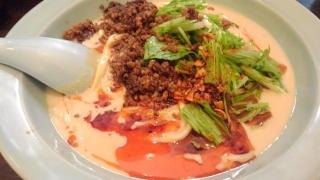 ちゃんぽんCavolo ピリ辛担々麺@JR杉本町駅