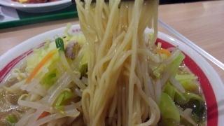ちゃんぽん亭 総本家 ちゃんぽん  麺