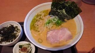 麺と心7 雲丹白湯@阿倍野筋