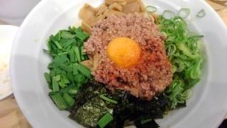 ダイキ麺 台湾まぜ麺(辛)大盛り@阿倍野店