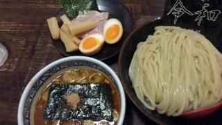 三田製麺所 辛つけ麺@阿倍野店