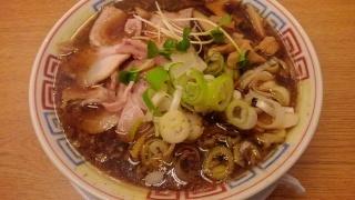 サバ6製麺所 サバ醤油そば@阿倍野店