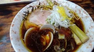 麺屋 裕 貝醤油そば@地下鉄東西線東野